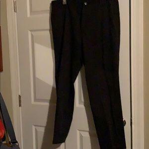 Men's new black pants no tags